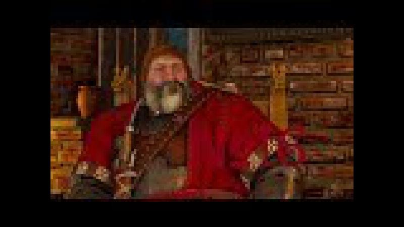 Кровавый Барон. Путешествие по Ведьмак 3 New Game 16