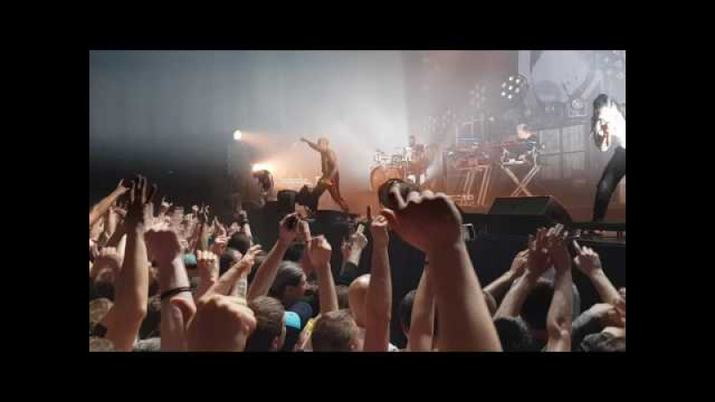 The Prodigy Voodoo People HD @ Live in Russia Voronezh 2017
