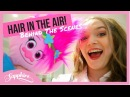 Trolls - Hair In The Air - Behind The Scenes with Sapphire
