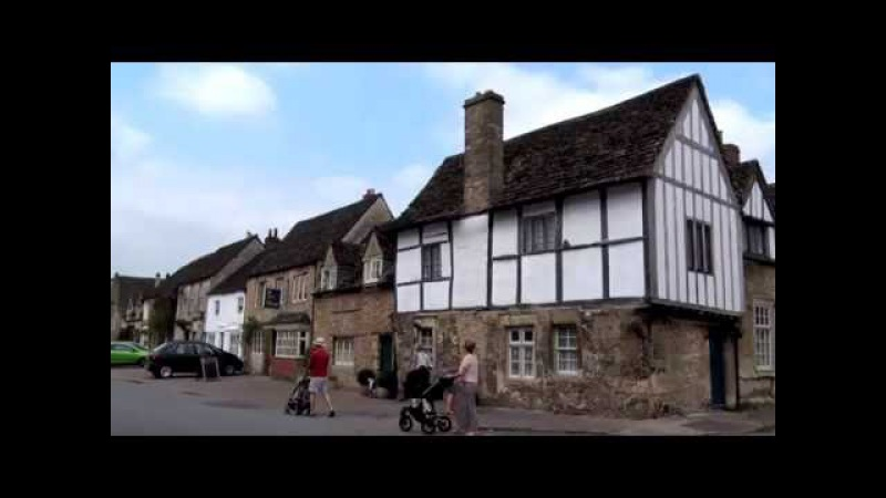 LACOCK TOUR by Rosemary English