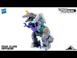 Optibotimus Reviews:  Transformers Titans Return Titan Class TRYPTICON