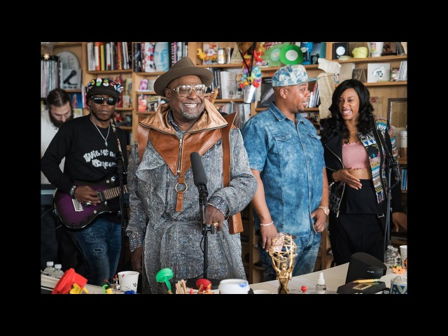 George Clinton The P Funk All Stars NPR Music Tiny Desk Concert