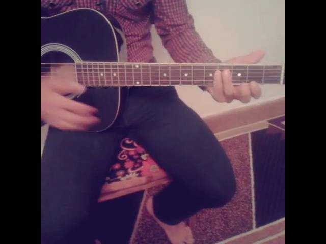 тум хи хо урок на гитаре