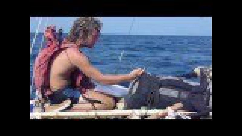 Andaman sailing catamaran Sharkfood Phuket Однажды в Андаманском море