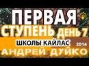 ⚜ Андрей Дуйко БЕСПЛАТНО 1 ступень школы Кайлас день 7-й 2014 г ⚜ Эзотерика для начинающих