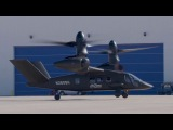 Bell V-280, first U.S. Army pilot flight at the Bell Flight Test Facility in Amarillo, TX.
