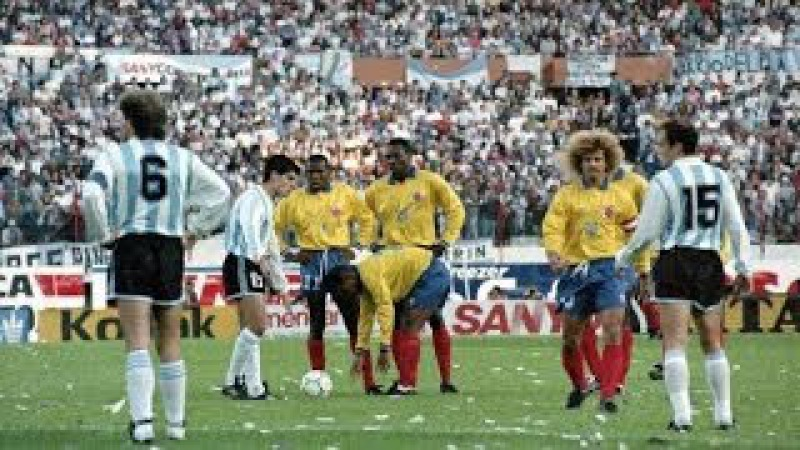Eliminatorias USA 94 :: Argentina 0x5 Colombia :: Narración Argentina :: 05/09/1993 :: COMPLETO