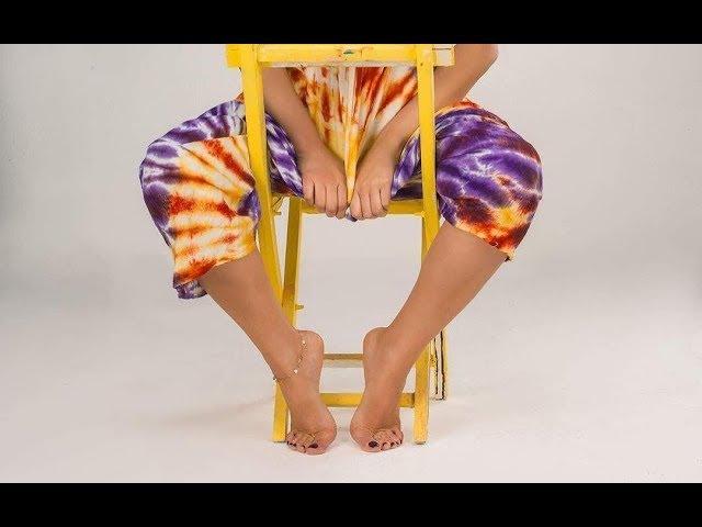 اقدام رؤى حجاج المغرية Roa Haggag Bare Sexy Feet