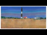 Fire Island Lighthouse The Field, Long Island, NY