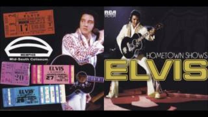 ELVIS HOMETOWN SHOWS FTD 1