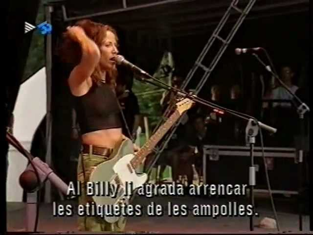 SHERYL CROW LIVE IN SPAIN 1997 FULL CONCERT