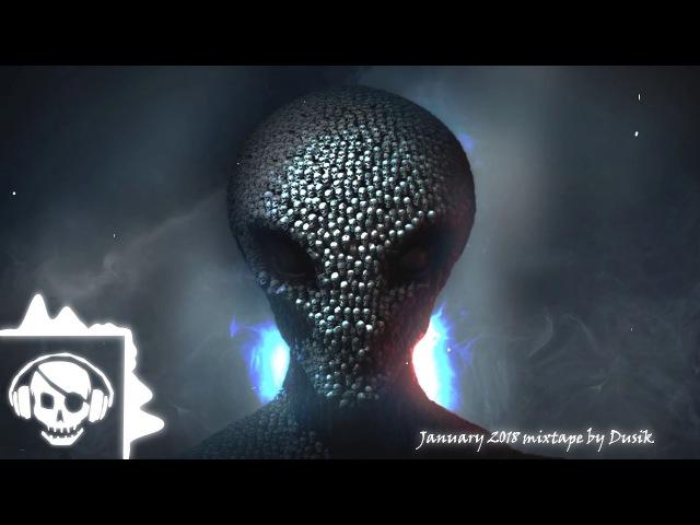 NEUROFUNK DRUMBASS MIX - JANUARY 2018 [1080p HD] (free download)