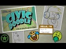 Let's Play Civic Doodle Junk in my Trunk