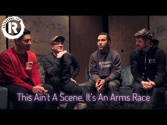 Fall Out Boy - This Ain't A Scene, It's An Arms Race (Video History)