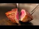 $230 Steak Dinner in Tokyo - Akita Beef Teppanyaki