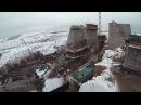 Строительство Белопорожских МГЭС ноябрь декабрь 2017
