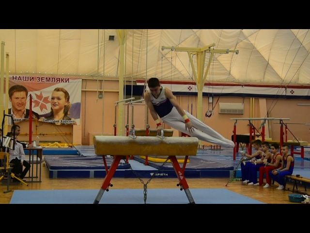 Вильям Катынь конь махи CII Кубок Мордовии 2018