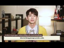 Eng Sub 170918 Ivy Club Interview with Ong Seongwu