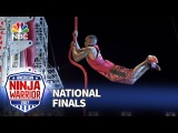 Najee Richardson at the Las Vegas National Finals Stage 2 - American Ninja Warrior 2017
