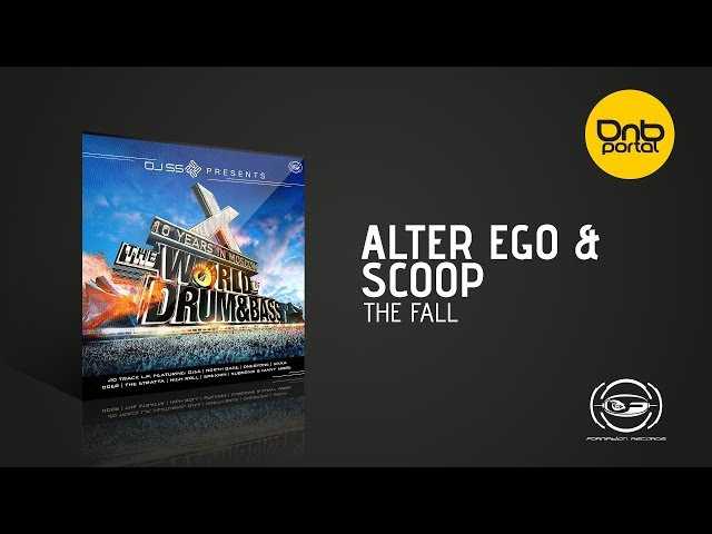 Alter Ego Scoop - The Fall [Formation Records]