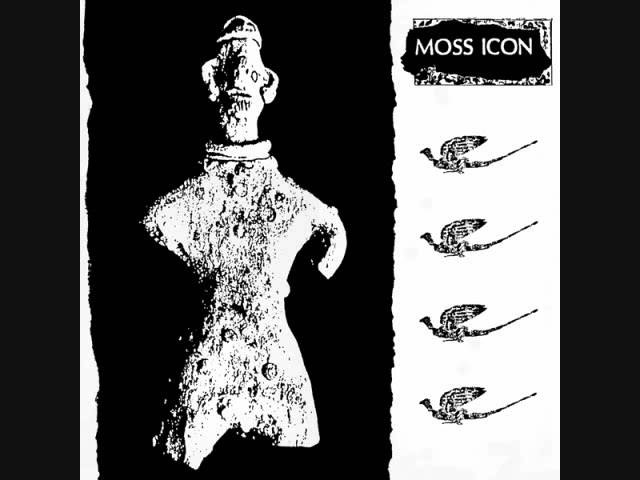 Moss icon - lyburnum wits end liberation fly lp