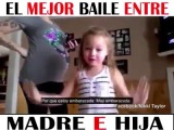 2016 best dance of pregnant mother and her cute daughter - Watch Me WhipNae Nae