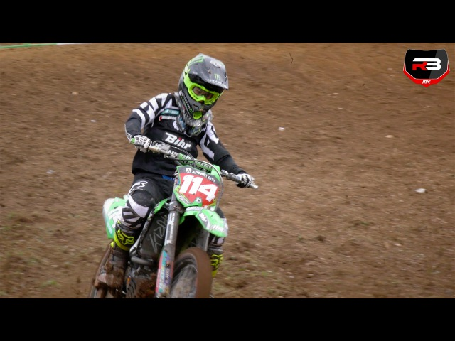 Livia Lancelot training for WMX 2017 at Lacapelle Marival (46)
