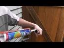 Cách lắp tay nắm gỗ kết hợp inox cho cửa