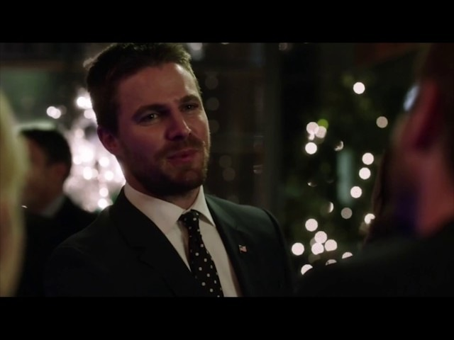 Olicity 5.09 Part 1 So you guys want to go on a double date sometime?