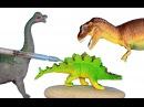 Динозавры для детей. Прививка. Мультик про динозавров. Развивающий мультик. Видео игрушки Мурзик ТВ