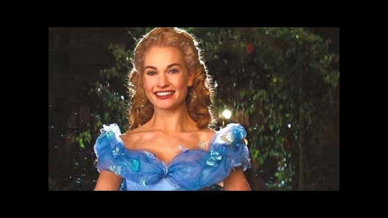 Золушка Cinderella 2015 США Сюжетный трейлер фильма на русском