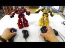 Комплект боевых роботов для бокса SameWin Real Hero