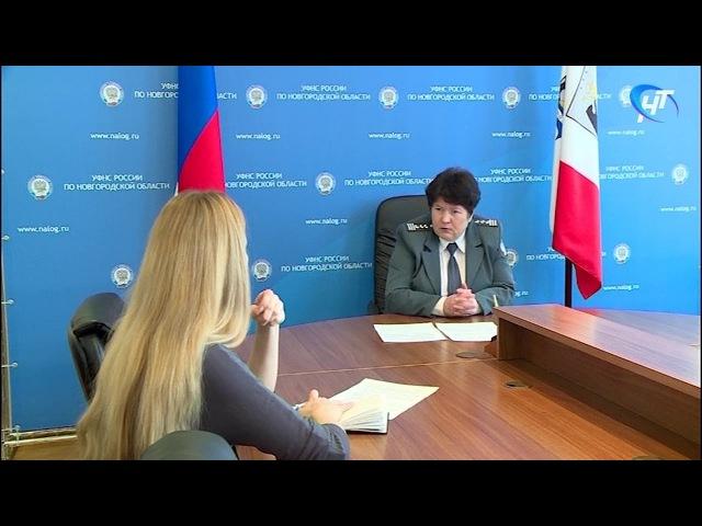 В Новгородской области идет налоговая амнистия