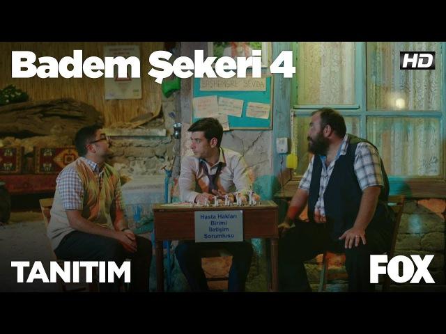 Badem Şekeri 4 Tvde ilk kez Çarşamba 20.00de FOXta!