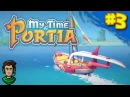 Prepping for Ruin Diving and Finishing some Orders | My Time At Portia Early Access Episode 3