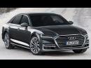 2018 All new Audi A8 A new era has begun Something more than a car