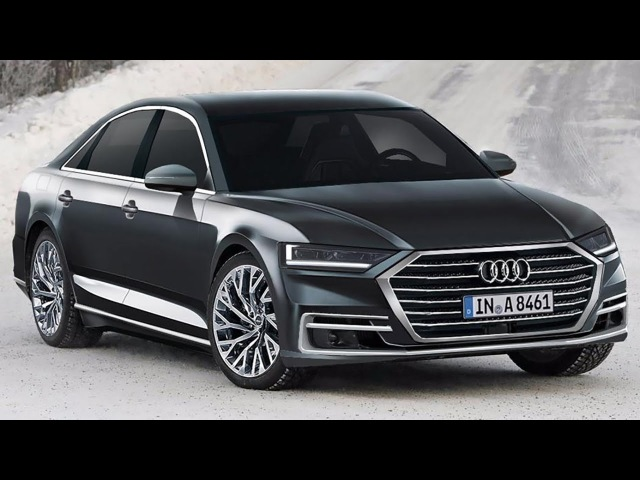 2018 All new Audi A8 A new era has begun Something more than a car