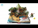 Peter Pan - Pop-Up Book by Robert Sabuda J. M. Barrie