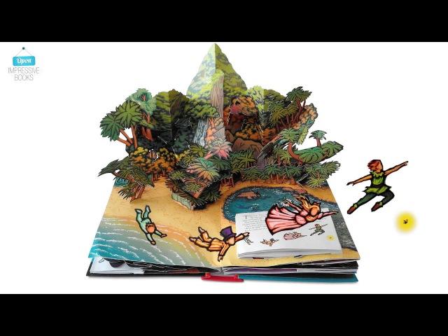 Peter Pan - Pop-Up Book by Robert Sabuda J. M. Barrie