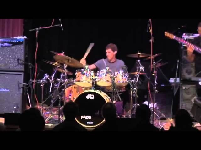 Allan Holdsworth, Alan Pasqua, Chad Wackerman Jimmy Haslip Live At Yoshi's Jazz Club