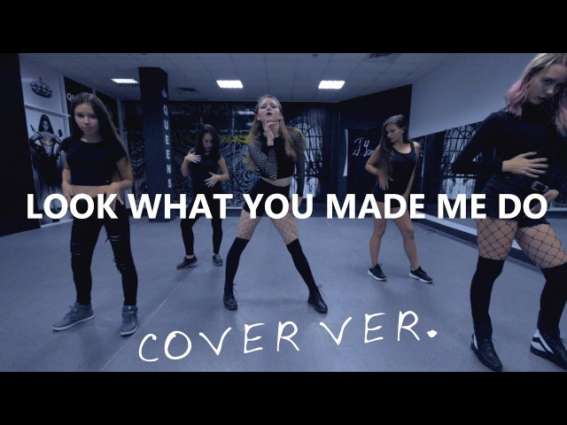 Look What You Made Me Do - Taylor Swift (cover by J.Fla) / J.Yana Choreography