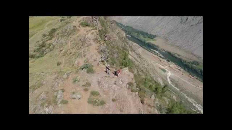 Горный Алтай , перевал Кату Ярык, долина реки Чулышман 2017