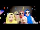 LITTLE MIX - NO MORE SAD SONGS | GEN HALILINTAR COVER (5 Siblings of 11 Mom)