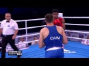 ЧМ 2017 Rodriguez (DOM) vs Biyarslanov (CAN)   McComb (IRL) vs Cruz Gomez (CUB)