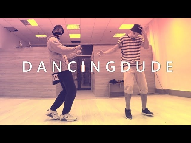 Танцуем фристайл под Тони Раут Сердцелом Танцующий Чувак