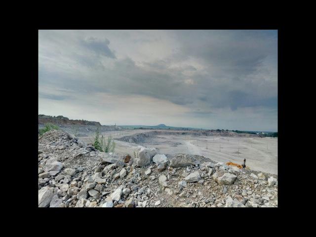 Остатки шихана Шахтау. Ишибмайский район.Июль 2017 г.