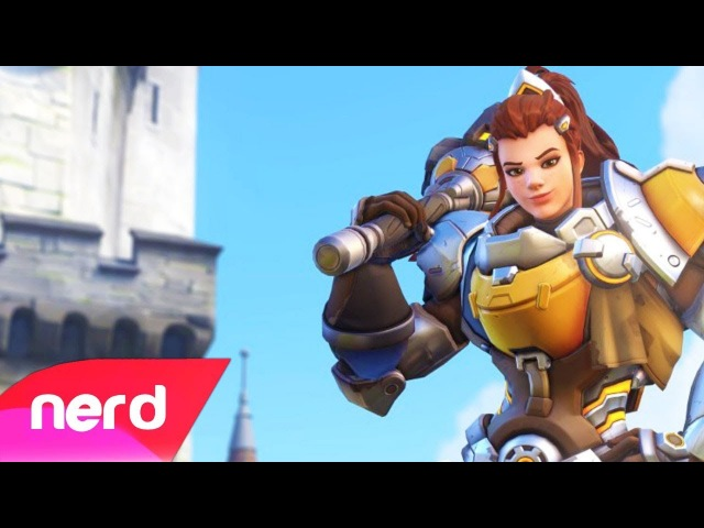 Overwatch Song | Born For This (Brigitte Song) | NerdOut ft Fabvl, Cally Rhodes YourOverwatch