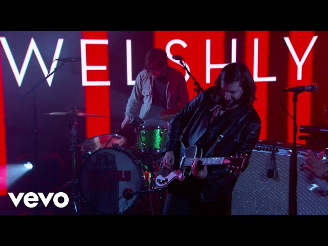 Welshly Arms - Never Be The Same (Live From Jimmy Kimmel Live! / 2017)