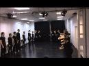 Экзамен по сценической речи (часть 1)
