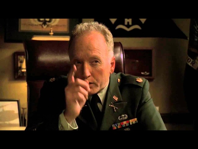 The Sopranos - Sopranos visit military school for AJ
